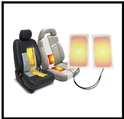 Crimestopper Heated Seats