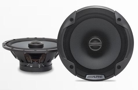 "Alpine SPE-6000 6-1/2"" SPE Series 2-Way Car Speakers"
