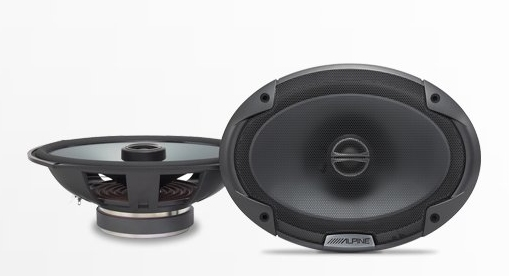 "Alpine SPE-6090 6 x9"" SPE Series 2-Way Car Speakers"