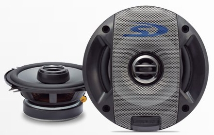 "Alpine SPS-500 5.25"" Type S 2-Way Coaxial Car Speakers"