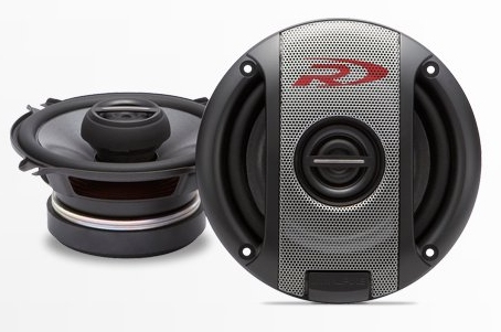 "Alpine SPR-13C 5.25"" Type R 2-Way Coaxial Car Speakers"
