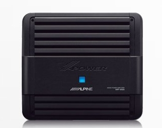 Alpine MRP-M500 Mono Power Amplifier