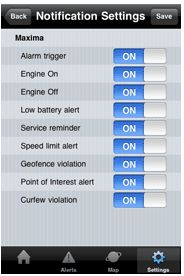 Maintenance Reminder