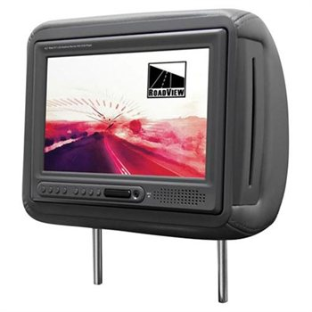 Roadview 9 inch lcd/dvd headrest