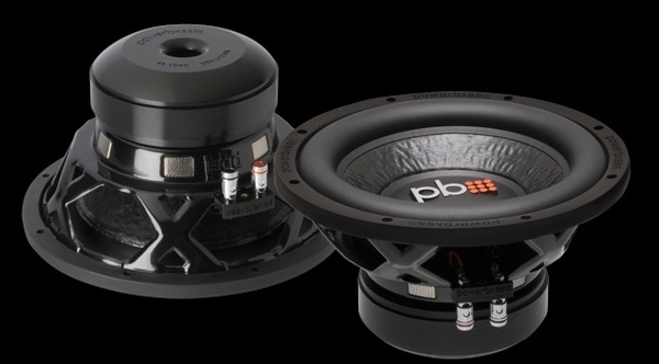 Powerbass M series Woofers