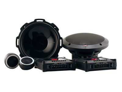 "Rockford Fosgate T1652-S POWER 6.5"" 2-Way Component Car Speakers"