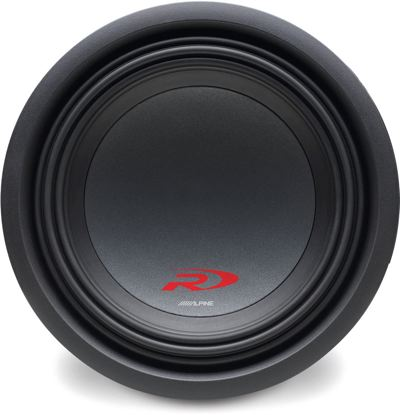 "Alpine SWR-1043D 10"" Type-R Car Subwoofer"