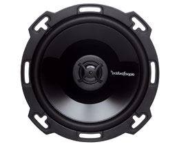 "Rockford Fosgate P1S652 6.5"" Punch 2-Way Shallow Full Range Car Speakers"