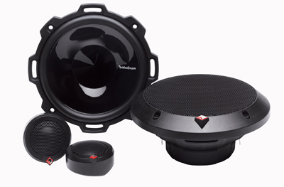 """Rockford Fosgate P152S 5.75"""" Punch Series Component Car System"""