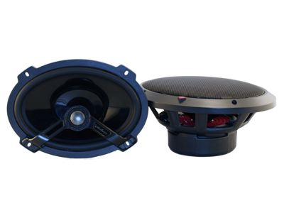 "Rockford Fosgate T1692 POWER 6x9"" 2-Way Full Range Car Speakers"
