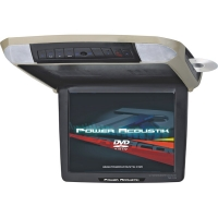 "Power Acoustik PMD-121CMX Ceiling Mount 12.1"" TFT-LCD Monitor & DVD Player Combo"